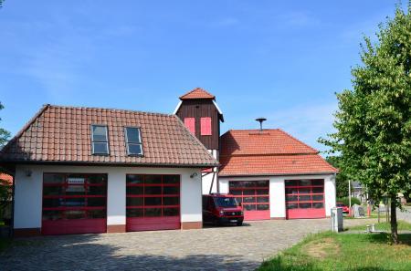 Ortswehr Wandlitz, Foto: Urrutia