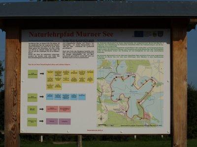 Naturlehrpfad rund um den Murner See