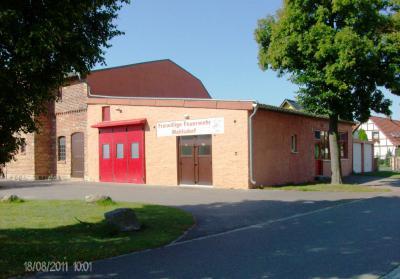 Feuerwehrgebäude Wahlsdorf