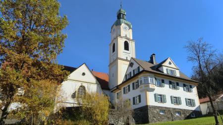 Sankt Nepomuk Kirche