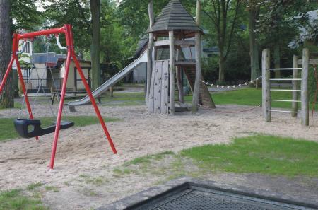 Wandlitz Spielplatz Am Schwalbenberg, Foto: Galler
