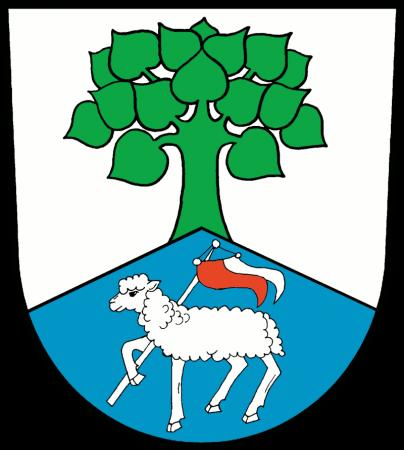 Wappen der Gemeinde Rückersdorf