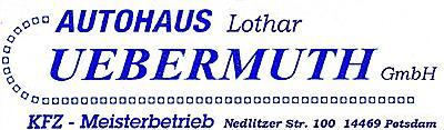 Logo von Autohaus Lothar Uebermuth GmbH