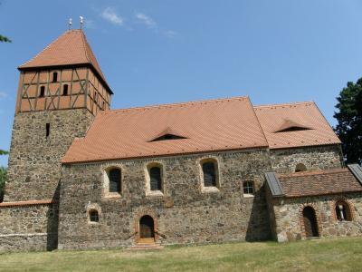 Trutzige Wehrkirche