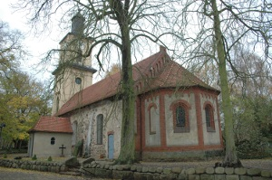 Kirche von Wustrau