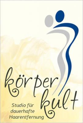 Logo von Dauerhafte Haarentfernung und Wellness - im Studio körperkult in Potsdam
