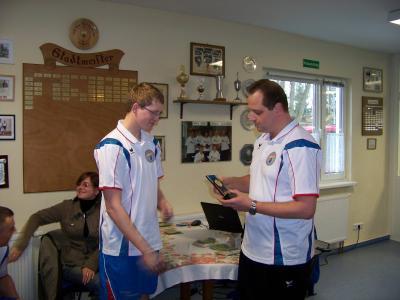 Foto zur Meldung: Letzter Spieltag der Herren in der Bezirksliga West in Neukloster