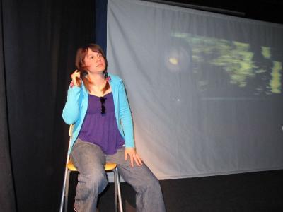 Foto zur Meldung: Von der großen Sehn-Sucht  - Ein Theaterstück zum Thema Sucht
