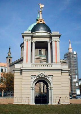 Foto zu Meldung: Grundstück für Landtag wird übergeben