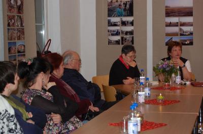 Foto zur Meldung: Mauerfall aus weiblicher Sicht - Eröffnung der Frauenwoche Falkensee