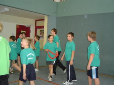Foto zur Meldung: Zweifelderball - Wettkampf