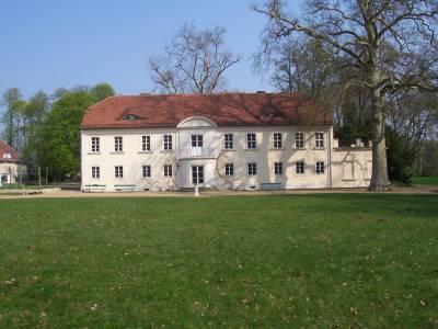 Foto zu Meldung: Bleibelastung: Schloss Sacrow geschlossen