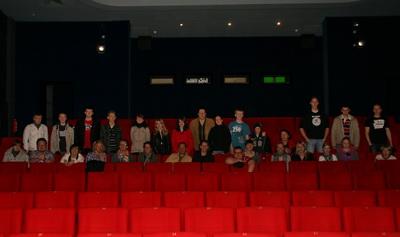 Foto zur Meldung: Kino für alle!