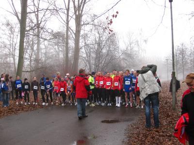 Foto zur Meldung: Laufcupauftakt in Neubrandenburg