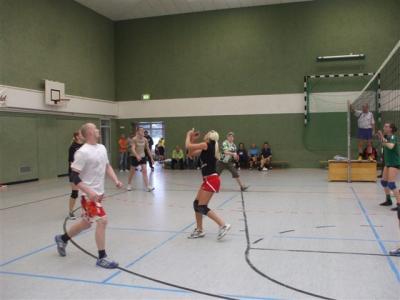6. Volleyballturnier um den Pokal des Bürgermeisters
