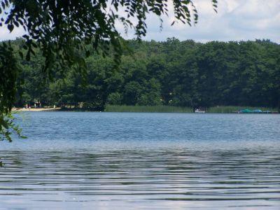 Foto zu Meldung: Ufersperrungen am Groß Glienicker See