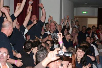 Foto zur Meldung: Unglaublich - aber wahr! Landesmeister zum 4. Mal