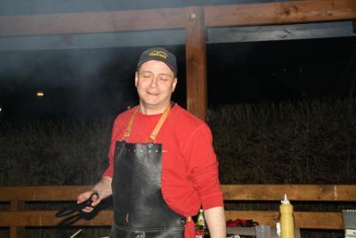 Foto zur Meldung: Osterfeuer 2010