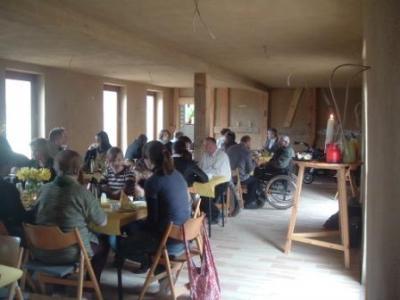 Foto zur Meldung: Familiengottesdienst zum Osterfest mit Brunch