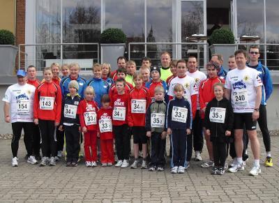 Foto zur Meldung: World-Runners-Lauf in Güstrow