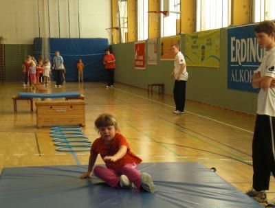 Foto zur Meldung: Kinder richtig stark gemacht