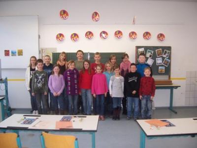 Foto zu Meldung: 18. Mathematikolympiade an der Grundschule Baruth