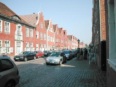 Foto zu Meldung: Verkehrsversuch im Holländischen Viertel