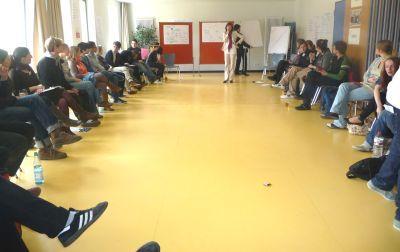 Foto zur Meldung: Modellprojekt zur Förderung selbstbestimmten Jugendengagements gestartet