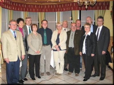 Foto zur Meldung: Siedlergemeinschaft Neutraubling – Jahreshauptversammlung mit Neuwahl