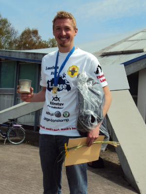 Foto zur Meldung: Michael Fischer ist Landesmeister im Halbmarathon