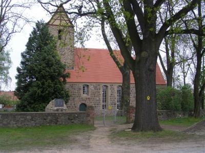 Dorfkirche Groß Ziescht wird wieder eröffnet