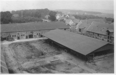 Vorschaubild zur Meldung: Alte Ansicht Rittergut