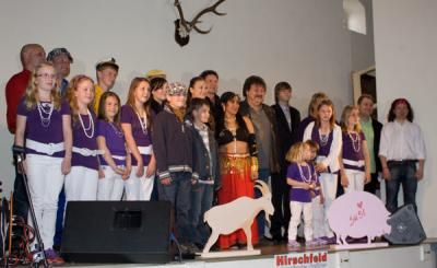 Foto zur Meldung: 12 Teilnehmer zum Endausscheid des Mega-Show-Talents gekürt