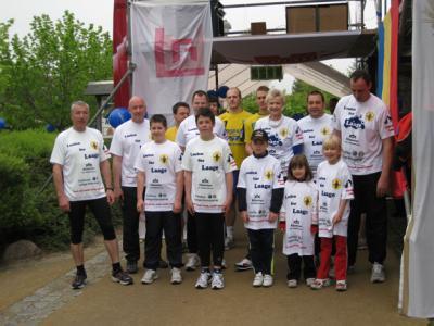 Foto zur Meldung: 24h Laufen für Laage