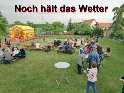 Foto zu Meldung: Mühlentag an der Altbelgerner Bockwindmühle