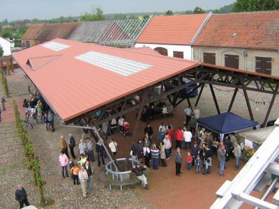 """Foto zu Meldung: Die Festwoche """"725 Jahre Meyenburg"""" hat begonnen"""