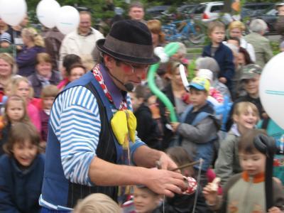 """Foto zu Meldung: Festwoche """"725 Jahre Meyenburg"""" - Familienfest"""