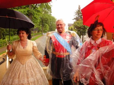 Foto zur Meldung: Der MCC gratuliert der Stadt zum 725-jährigen Jubiläum