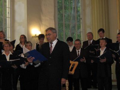 """Foto zu Meldung: Festwoche """"725 Jahre Meyenburg"""" -  Chor-Konzert"""