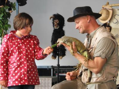 "Foto zu Meldung: Festwoche ""725 Jahre Meyenburg"" -  Safari-Show"