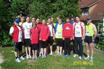 Foto zur Meldung: Laufcup geht weiter