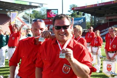 Wir gewinnen auch 2010 die FANFARONADE