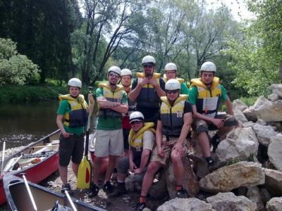 Foto zur Meldung: Erlebniswochenende des Fichtelgebirgsvereins im Bayerischen Wald.