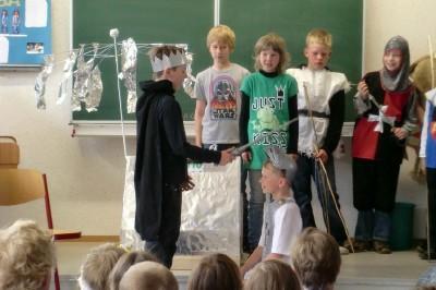 Foto zur Meldung: Ritterfest