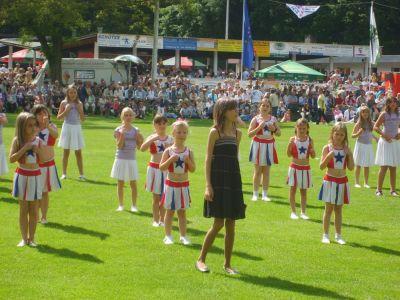 Foto zur Meldung: Tanzgruppe beim Musikfest