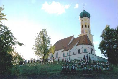 Lindenberger Kirchberg erklingt
