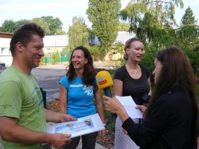 Foto zu Meldung: Der aller beste Hausmeister Brandenburgs