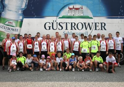 Foto zur Meldung: 4.Güstrower Schlossquell-Lauf 2010