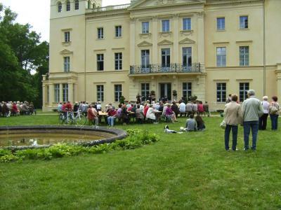 Sommerfest 2010 auf Schloss Steinhöfel