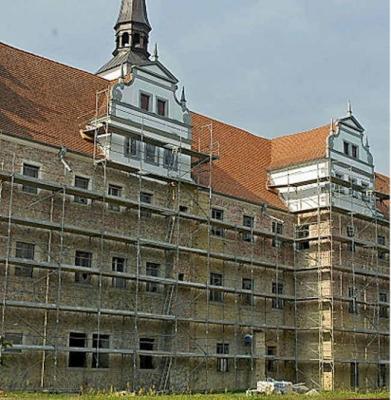 Vorschaubild zur Meldung: Bauberatung am Schloss Doberlug